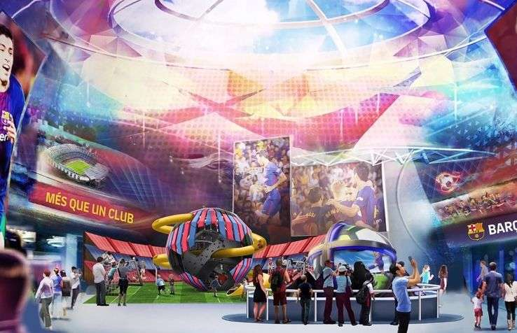 FC Barcelona: new pioneers in the leisure industry?