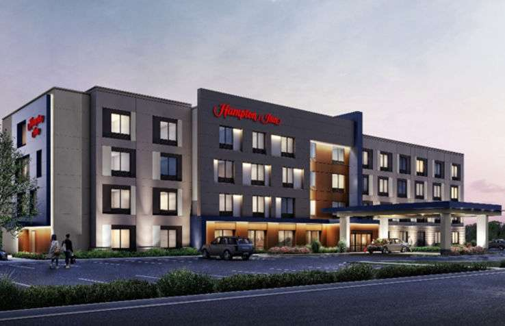 The new Hampton by Hilton and Tru by Hilton prototypes