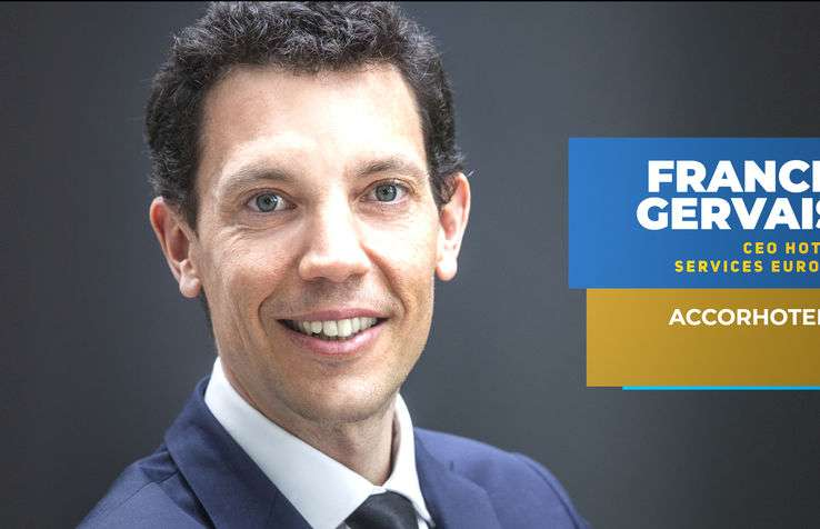 #GLF18 | Interview Franck Gervais, CEO HotelServices Europe, AccorHotels
