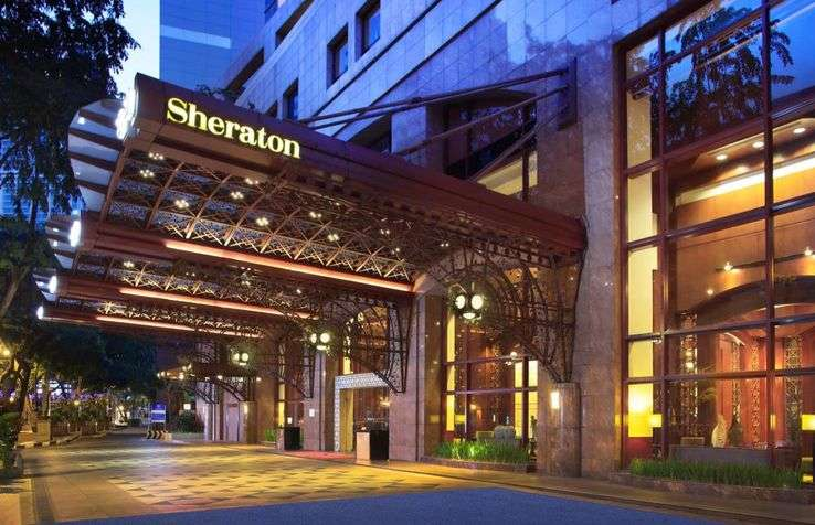 Marriott's Makeover of Sheraton is on the Move