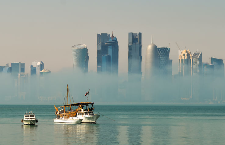 In difficulty, Qatar relies on cruises to boost its tourism