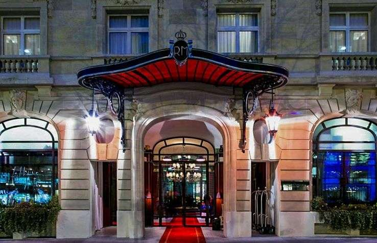 Community Manager - Le Royal Monceau - Raffles Paris