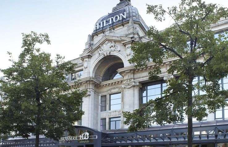 Sales Manager-Hilton Antwerp Hotel