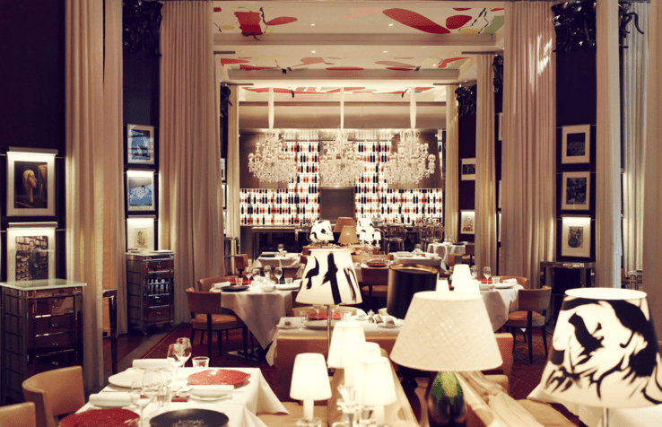 Directeur Informatique - Le Royal Monceau - Raffles Paris