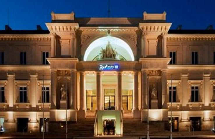 Sales Executive - Radisson Blu Hotel Nantes