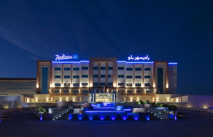 Revenue Manager - Radisson Blu Hotel Sohar
