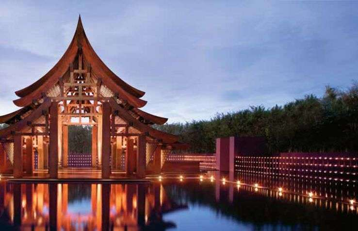 The Ritz Carlton Phulay Bay en Thaïlande