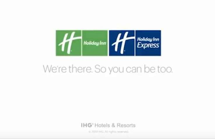 We're There - IHG