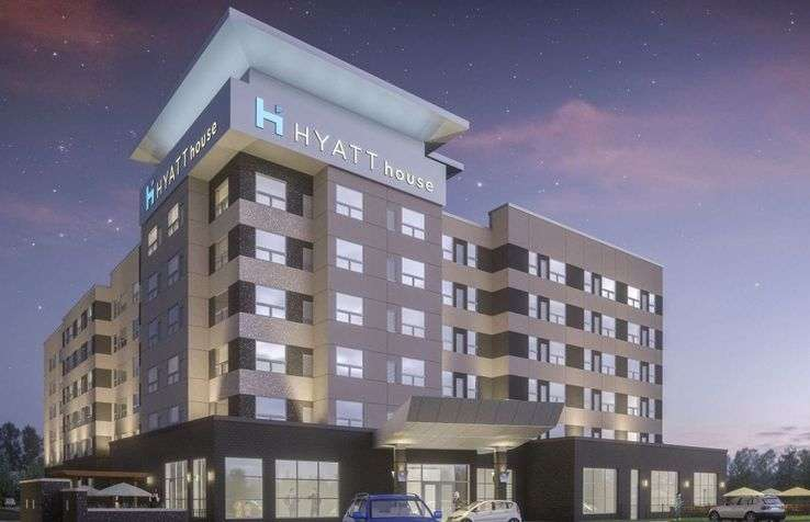 Hyatt House Winnipeg South West, prévu pour 2019