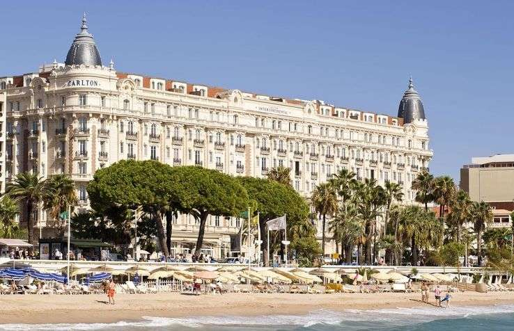 Stagiaire Communication et Marketing (H/F) - InterContinental Carlton Cannes
