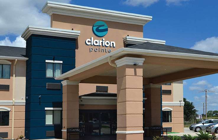 Clarion Pointe - Exterior rendering
