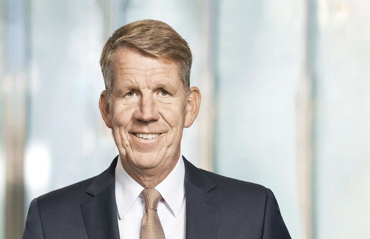 Fritz Joussen CEO TUI Group