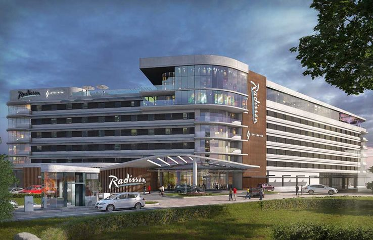 Radisson Hotel & Convention Centre