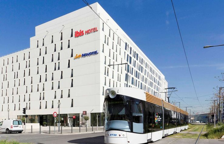 Adjoint de direction - Ibis Marseille Centre Euromed