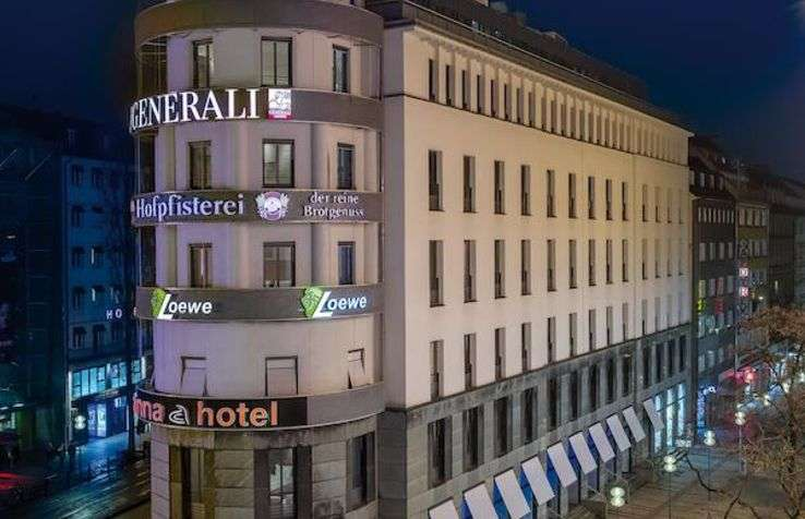 Hotel Anna by Geisel Munich
