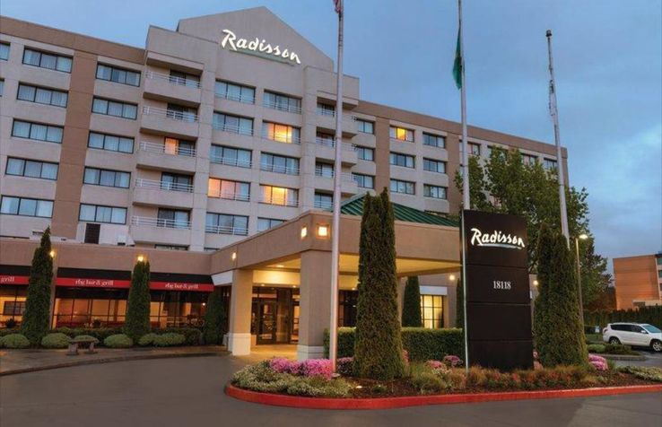 Director of Sales Marketing FS - Radisson Hotel Seattle-Tacoma
