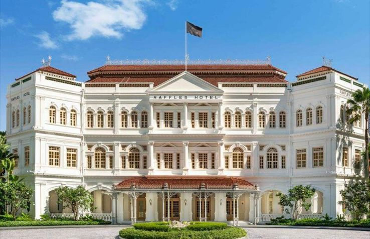 Assistant Responsable Restauration (H/F) - Raffles Singapore