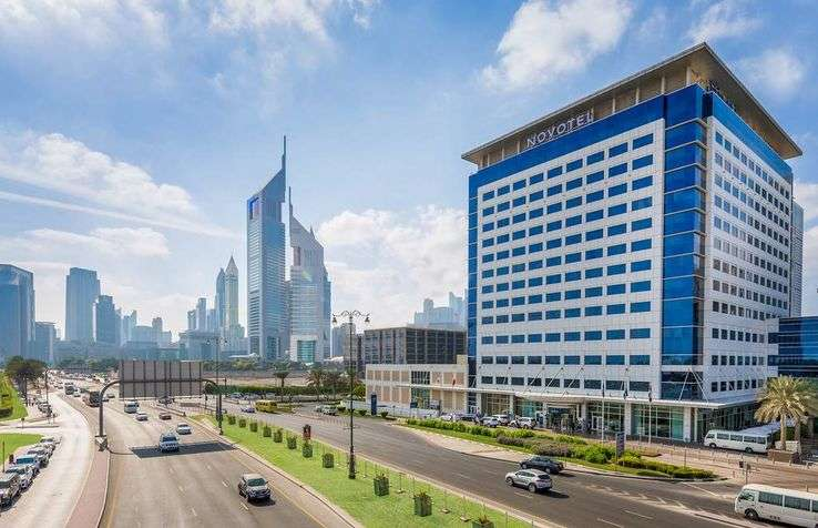 Coordinateur (H/F) -  Novotel World Trade Centre Dubai