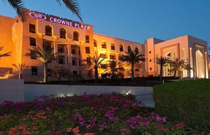 Hotel Manager - Crowne Plaza Sohar