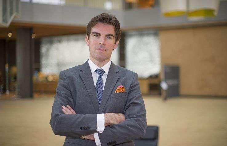 Philipp Weghmann, Executive Vice president Europe Preferred Hotel Group