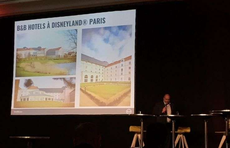 Laurent Bonnefous, Chief Development Officer, B&B Hotels