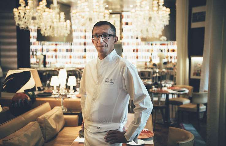 Laurent André, Chef Exécutif du Royal Monceau