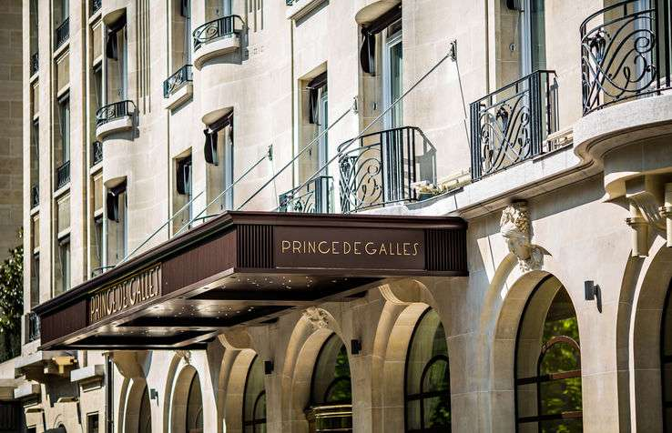 Prince de Galles Luxury Collection Paris