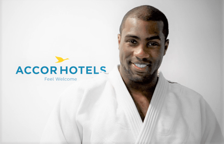 Teddy Riner © Hospitality On