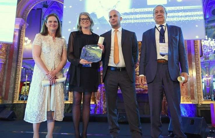 Angela Maher, Oxford School of Hospitality Management, Fabienne Rollandin, Glion Institute of Higher Education, Romain Avril, Rezidor Hotel Group, Régis Glorieux, Vatel Bordeaux