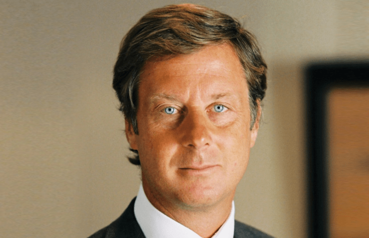 Sébastien Bazin, P-dg du Groupe Accor