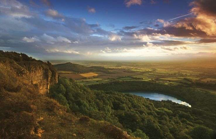 sutton bank, yorkshire