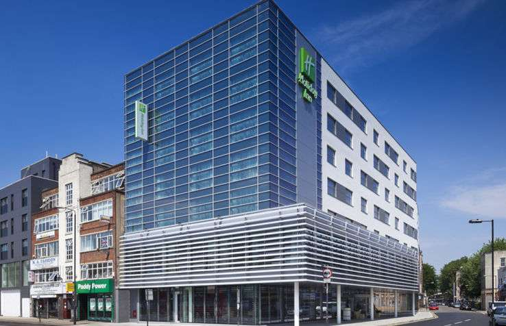Holiday Inn London Commercial Road - Sales and M&E Coordinator