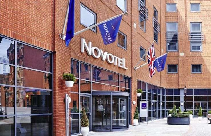 Conference and Events Sales Administrator (M/F) - Novotel Manchester Centre - Manchester - United-Kingdom