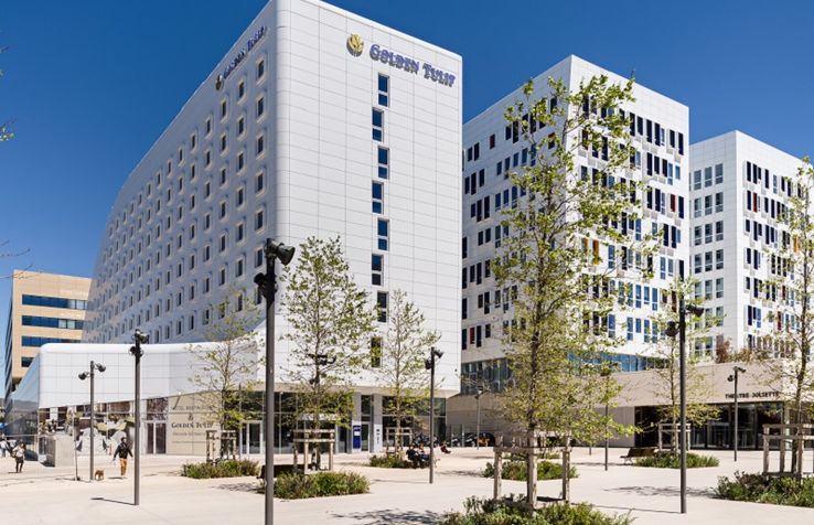 eCommerce Supervisor - GOLDEN TULIP MARSEILLE EUROMED 4* H/F