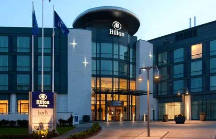 Hilton Reading Hotel - Sales Manager