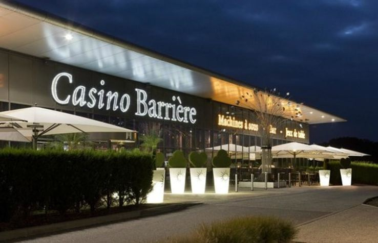 Assistant Commercial H/F - Casino Barrière de Blotzheim - France