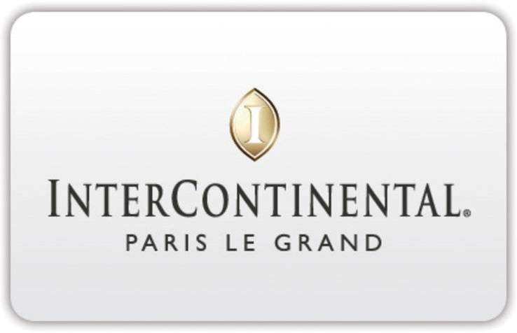 Intercontinental Paris Le Grand - Manager Finance & Bus Support - Paris