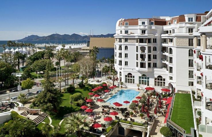 Stage assistant Revenue Manager, E-Distri H/F - Hôtel Barrière Le Majestic Cannes