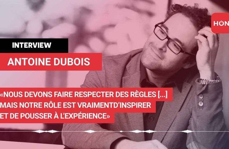 Antoine Dubois Accor