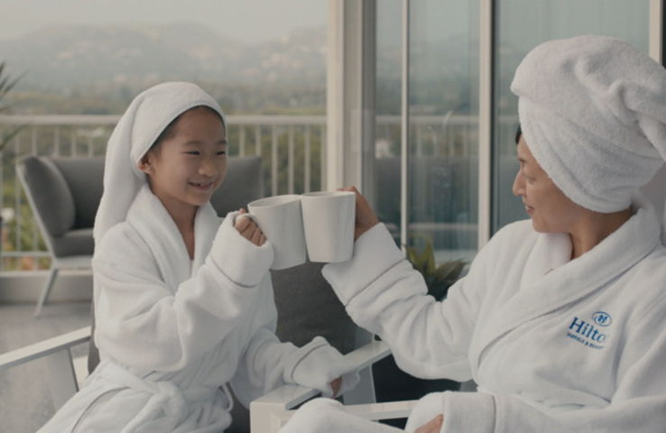 "Campagne mondiale ""To New Memories"""