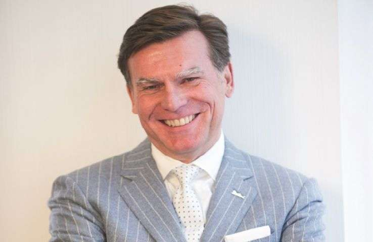 Wolfgang M. Neumann, President & CEO, The Rezidor Hotel Group