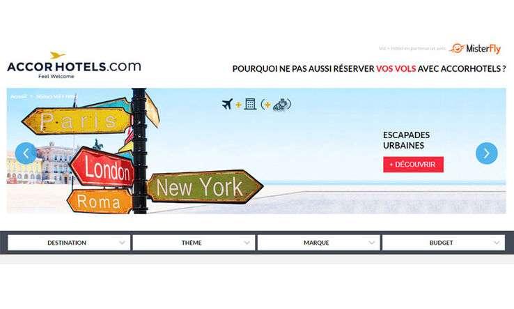 AccorHotels - Flight & Package Photo