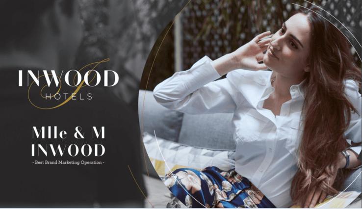 INWOOD - Mlle & M.Inwood