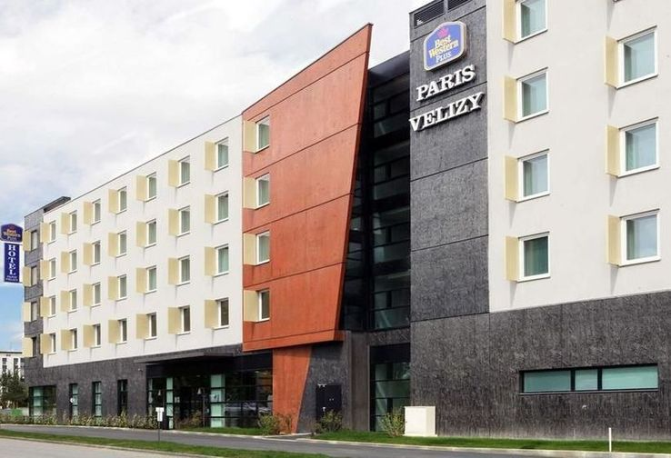Best Western Plus Paris Velizy