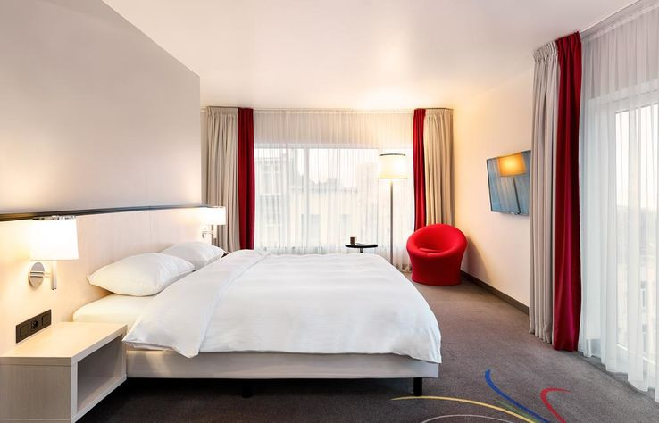 Park Inn by Radisson Brussels Midi