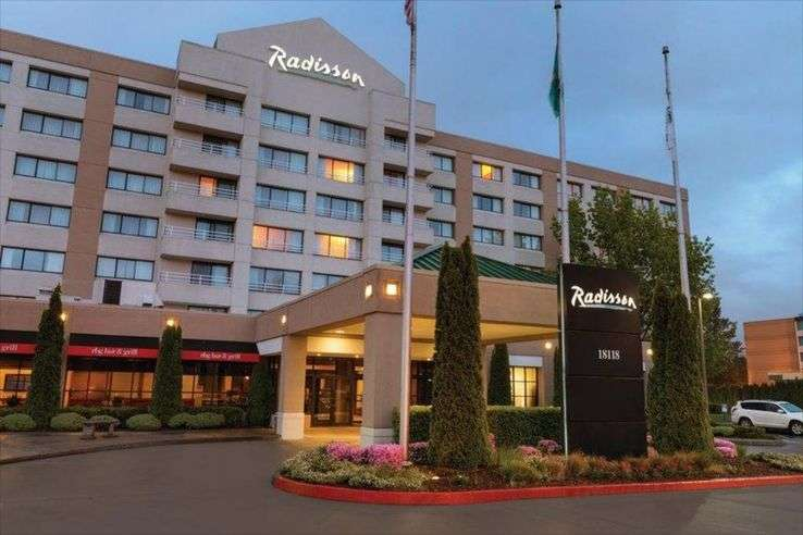 Radisson Hotel Seattle-Tacoma