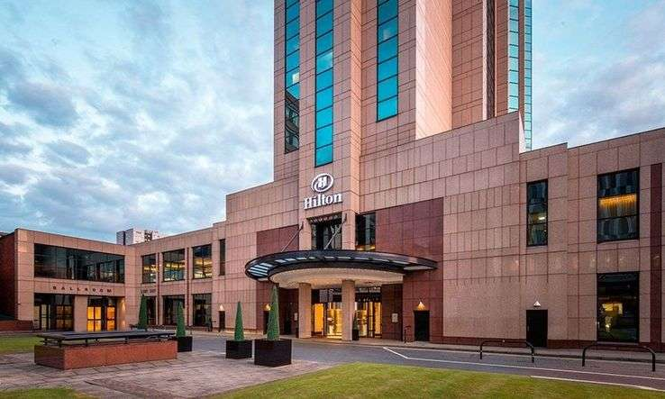 Hilton - Area Office - Glasgow