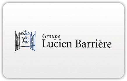 Lucien Barriere -  Responsable Communication institutionnelle H/F - Paris