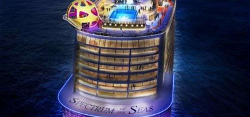 Spectrum of the Seas