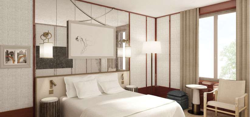 Le Belgrand Paris Tapestry Collection by Hilton